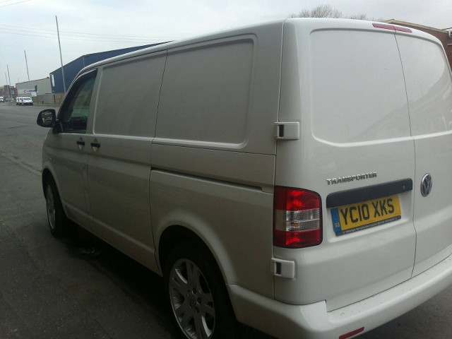 Any Type Or Model We Can Convert A Conventional Van